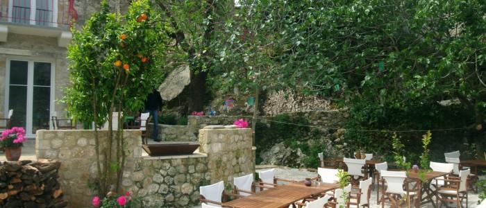 Gartencafé Spiti Tichi