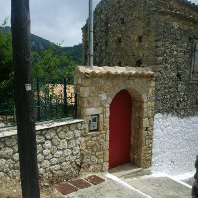 Eingang Spiti Tichi
